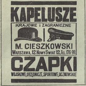 z19482713IH,Przedwojenna-reklama-i-ogloszenia-1918-1939